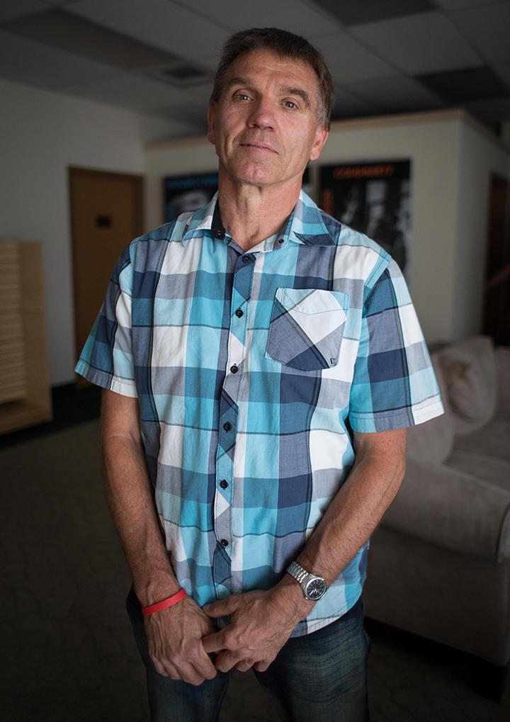 Randy at HRC