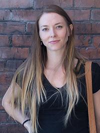 Photographer Jessica Morgan