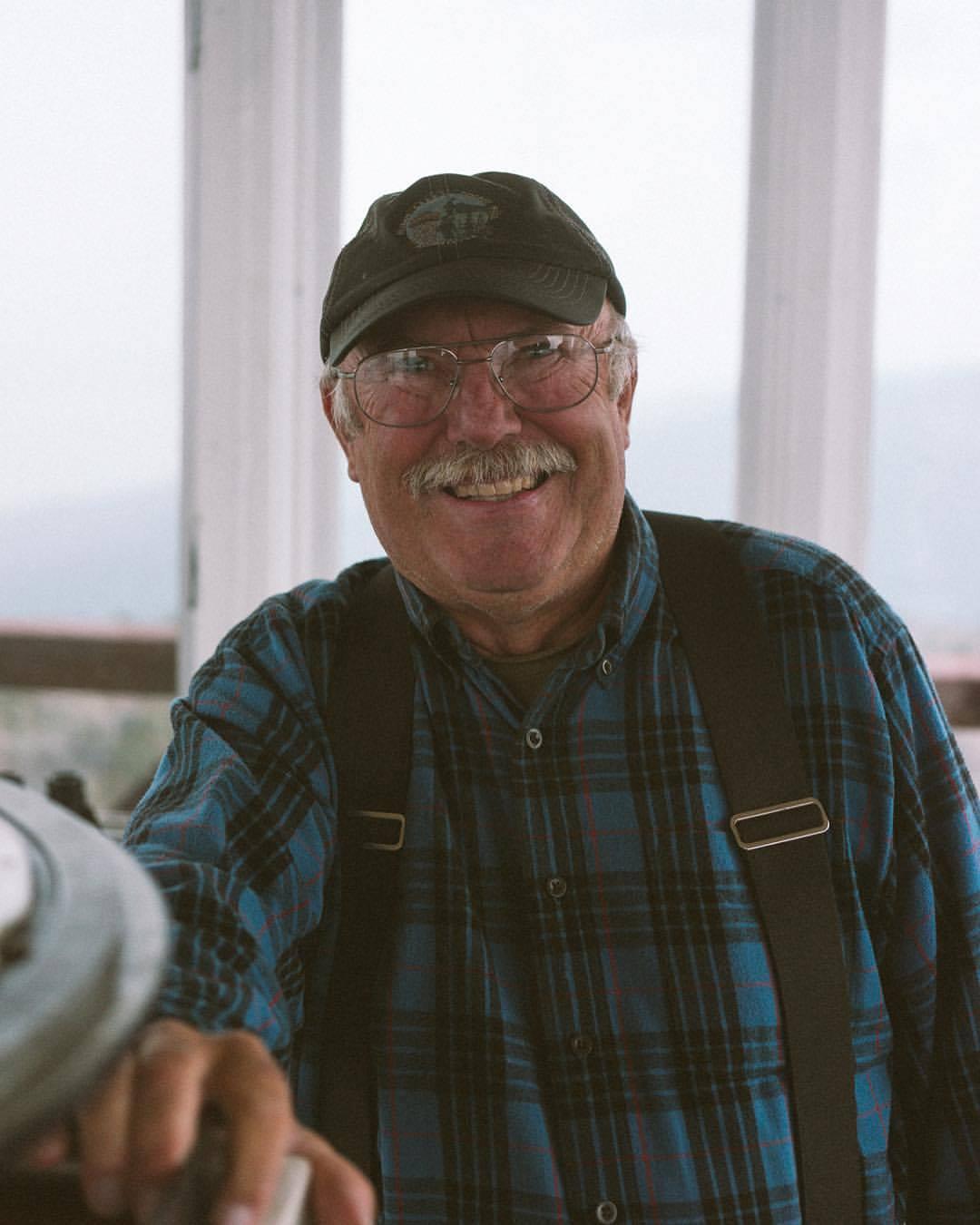 John in lookout station