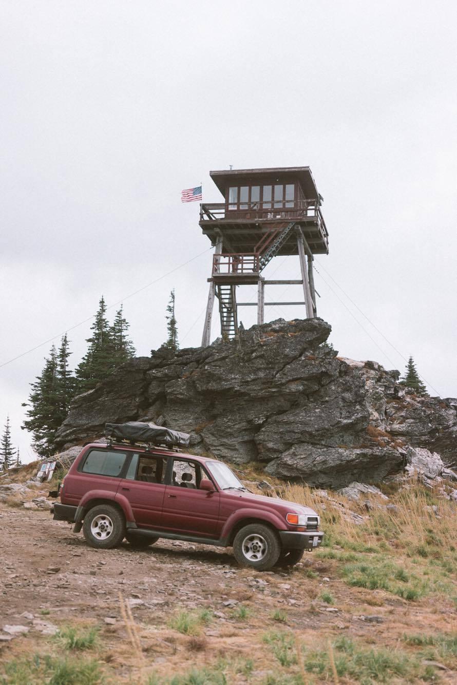Sundance Lookout station